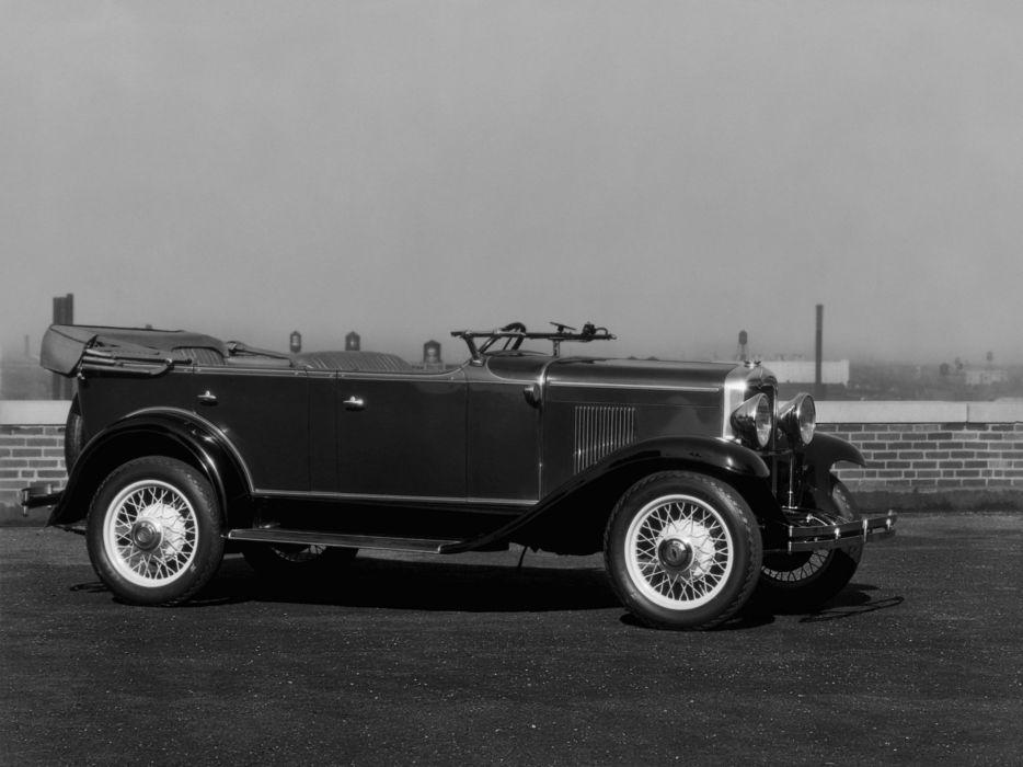 1930 Chevrolet Universal Phaeton (AD-3) retro convertible    f wallpaper