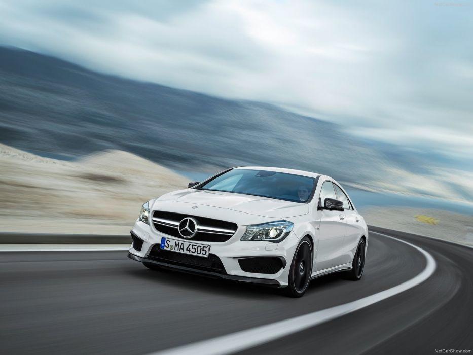 Mercedes-Benz-CLA45 AMG 2014 1600x1200 wallpaper 0b wallpaper
