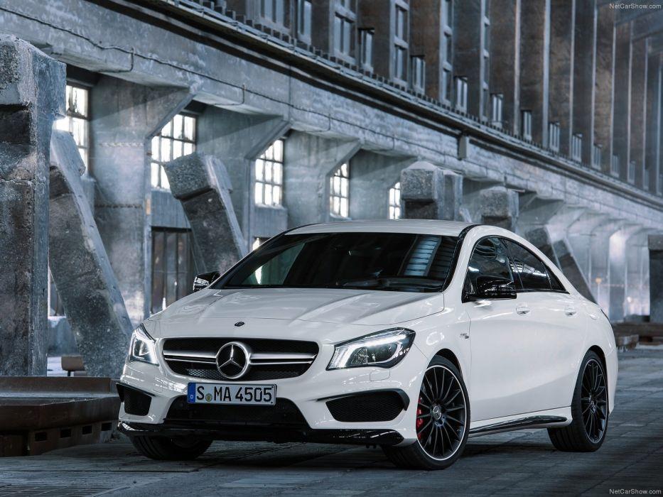 Mercedes-Benz-CLA45 AMG 2014 1600x1200 wallpaper 0c wallpaper