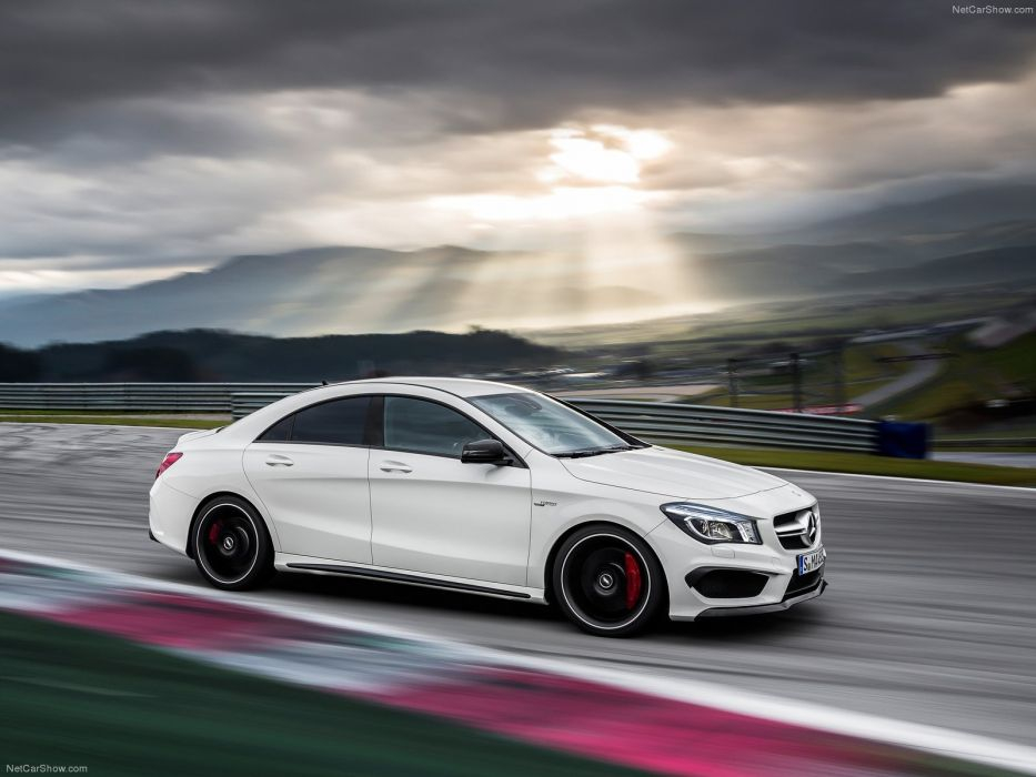Mercedes-Benz-CLA45 AMG 2014 1600x1200 wallpaper 0f wallpaper