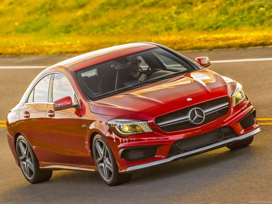 Mercedes-Benz-CLA45 AMG 2014 1600x1200 wallpaper 1e wallpaper