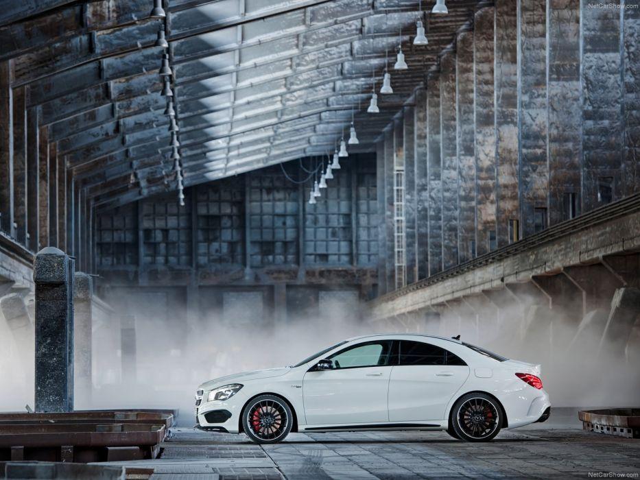 Mercedes-Benz-CLA45 AMG 2014 1600x1200 wallpaper 2c wallpaper