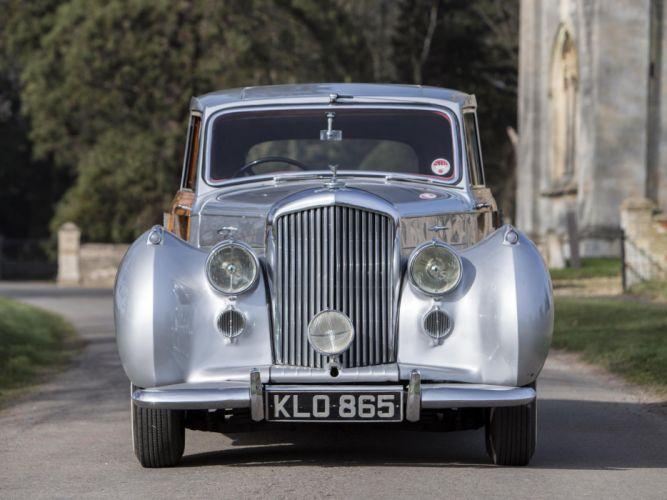 1950 Bentley Mark-VI Countryman Radford luxury retro woody d wallpaper
