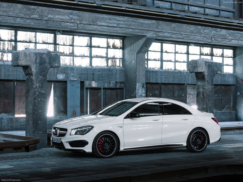 Mercedes-Benz-CLA45 AMG 2014 1600x1200 wallpaper 10 wallpaper