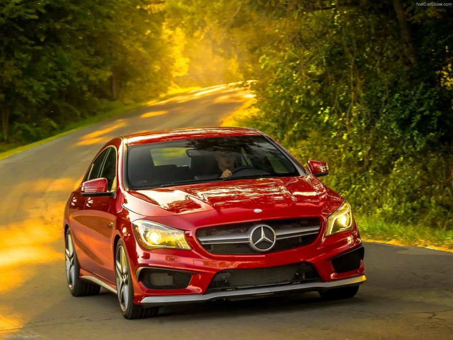 Mercedes-Benz-CLA45 AMG 2014 1600x1200 wallpaper 25 wallpaper