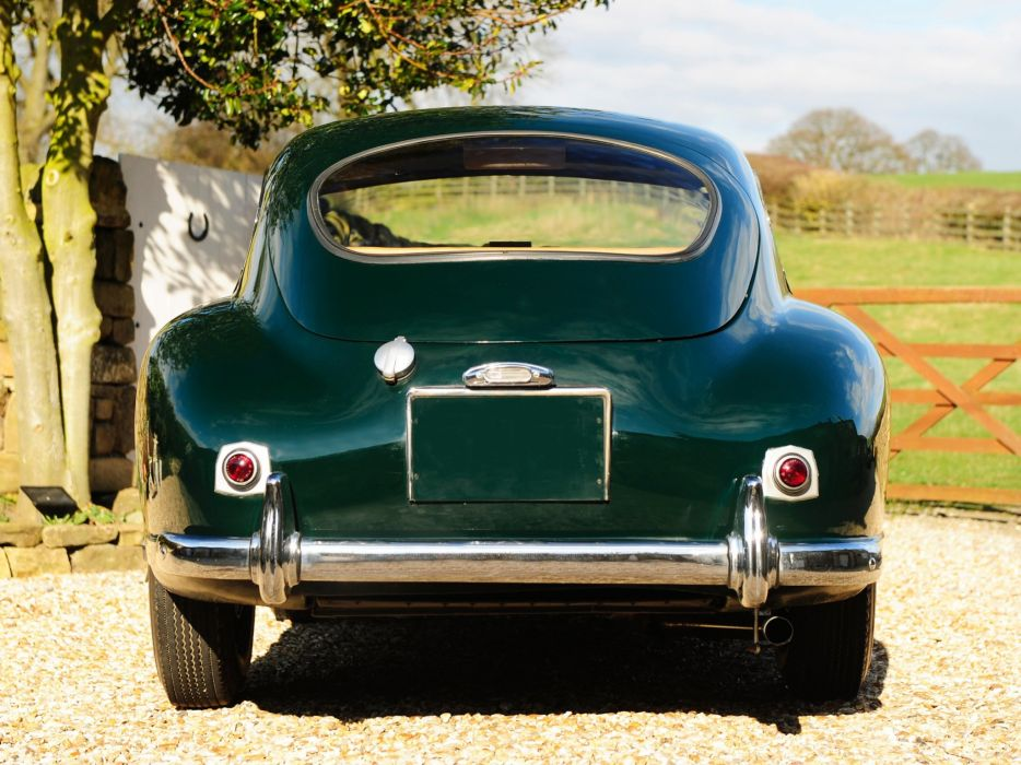 1953-55 Aston Martin DB24 Sports Saloon UK-spec retro f wallpaper