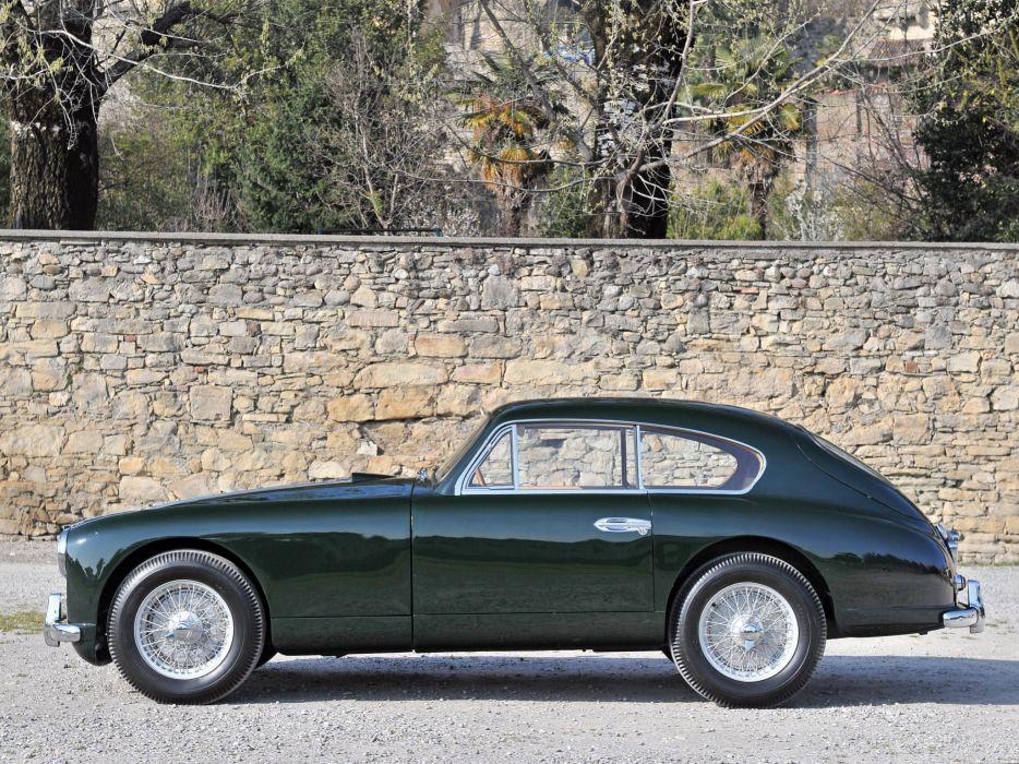 1953-55 Aston Martin DB24 Sports Saloon UK-spec retro  j wallpaper