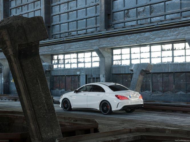 Mercedes-Benz-CLA45 AMG 2014 1600x1200 wallpaper 34 wallpaper