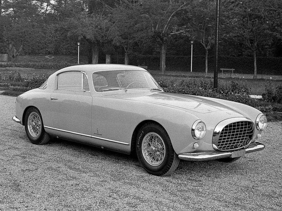 1954 Ferrari 375 America Pinin Farina Coupe supercar retro      g wallpaper