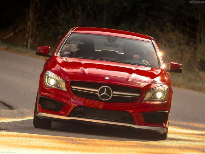 Mercedes-Benz-CLA45 AMG 2014 1600x1200 wallpaper 37 wallpaper