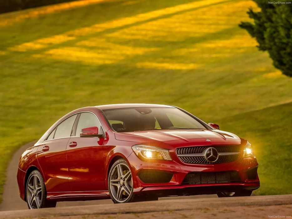 Mercedes-Benz-CLA250 2014 1600x1200 wallpaper 0e wallpaper
