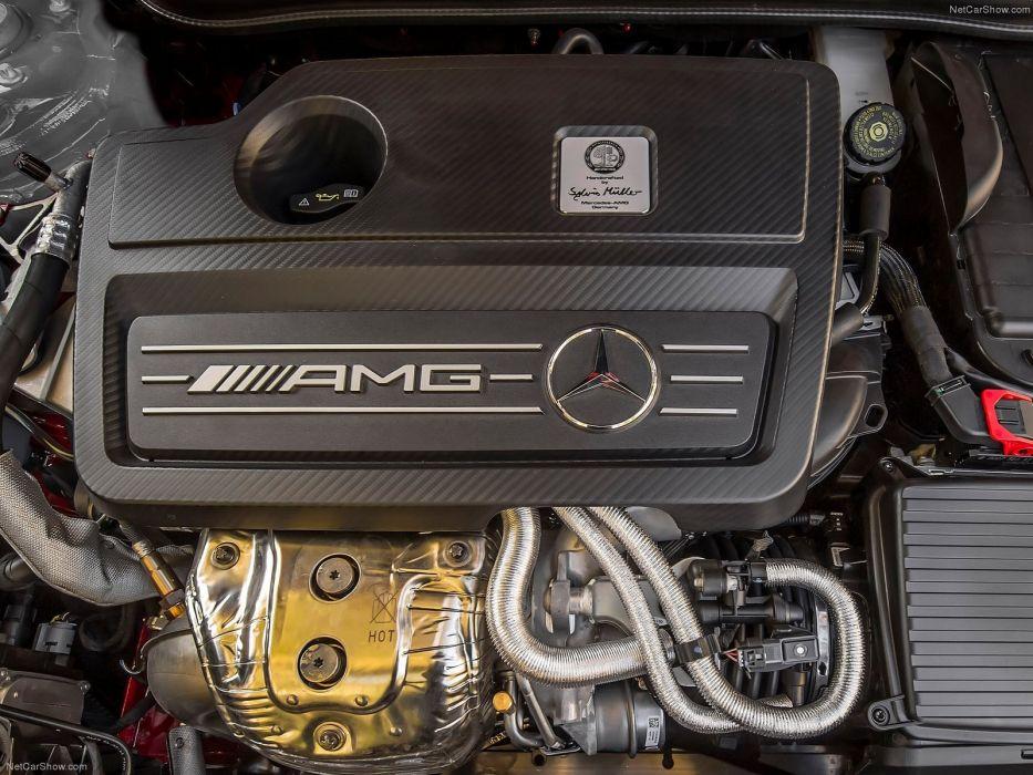 Mercedes-Benz-CLA45 AMG 2014 1600x1200 wallpaper 47 wallpaper