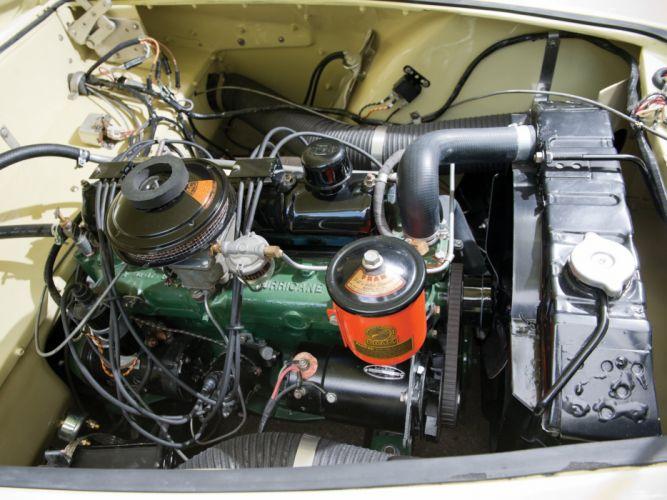 1954 Kaiser Darrin Sport Convertible (161) retro engine g wallpaper
