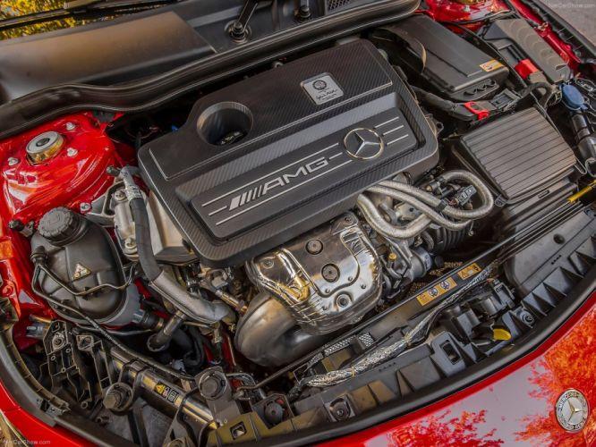 Mercedes-Benz-CLA45 AMG 2014 1600x1200 wallpaper 45 wallpaper