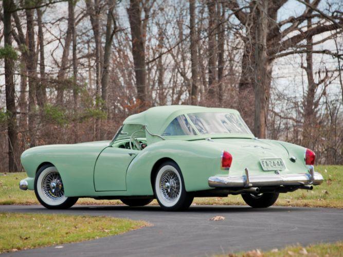 1954 Kaiser Darrin Sport Convertible (161) retro t wallpaper