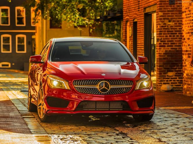 Mercedes-Benz-CLA250 2014 1600x1200 wallpaper 1d wallpaper