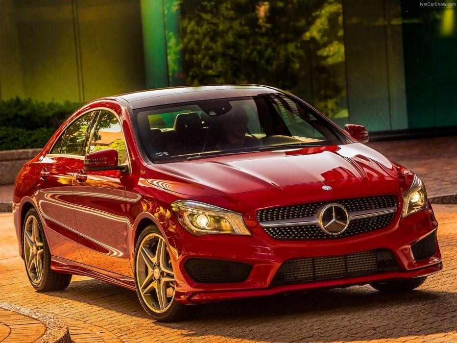 Mercedes-Benz-CLA250 2014 1600x1200 wallpaper 1c wallpaper