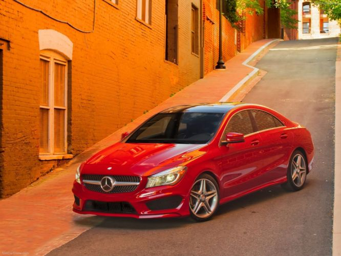 Mercedes-Benz-CLA250 2014 1600x1200 wallpaper 12 wallpaper