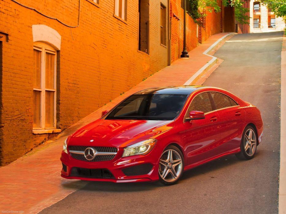 Mercedes-Benz-CLA250 2014 1600x1200 wallpaper 12 wallpaper
