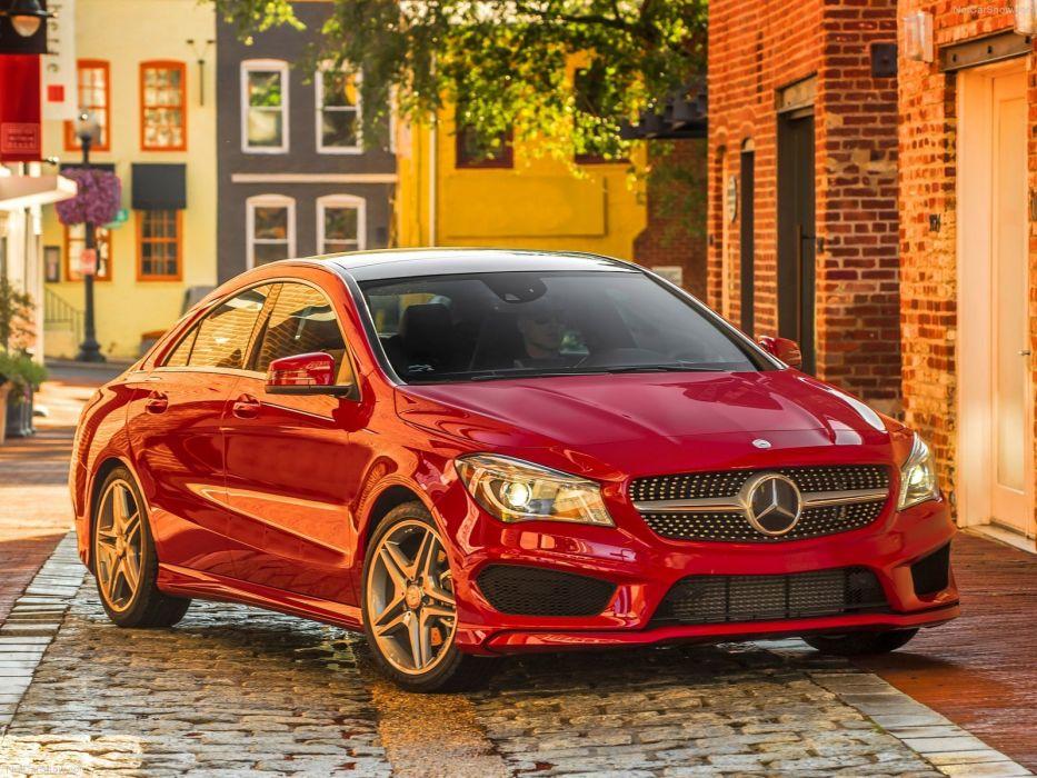 Mercedes-Benz-CLA250 2014 1600x1200 wallpaper 10 wallpaper