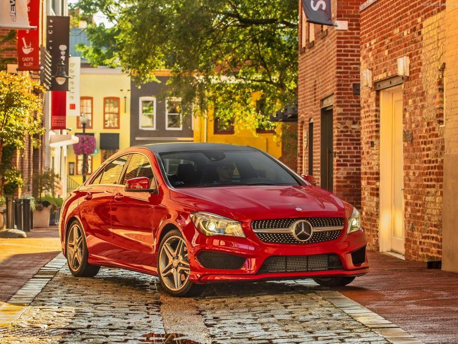 Mercedes-Benz-CLA250 2014 1600x1200 wallpaper 16 wallpaper