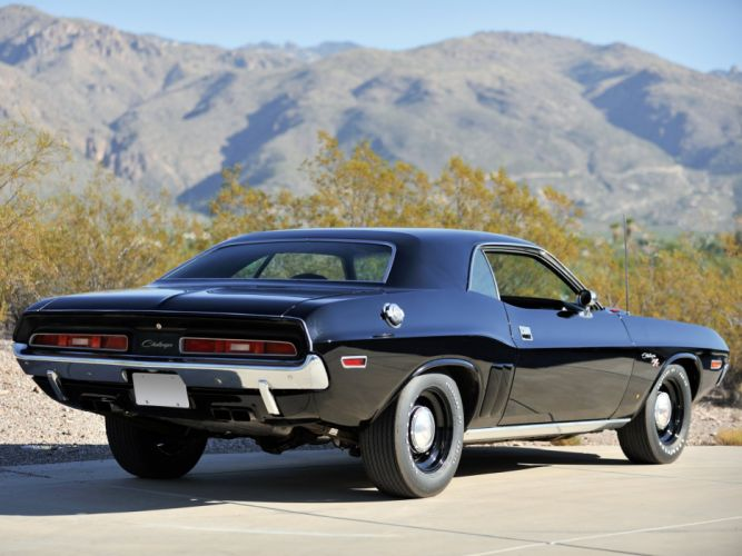 1971 Dodge Challenger R-T 426 425HP Street Hemi (JS23) muscle classic fs wallpaper
