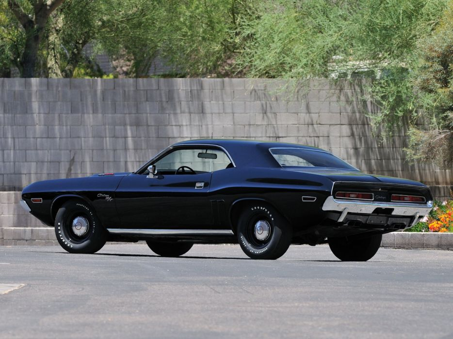 1971 Dodge Challenger R-T 426 425HP Street Hemi (JS23) muscle classic  f wallpaper