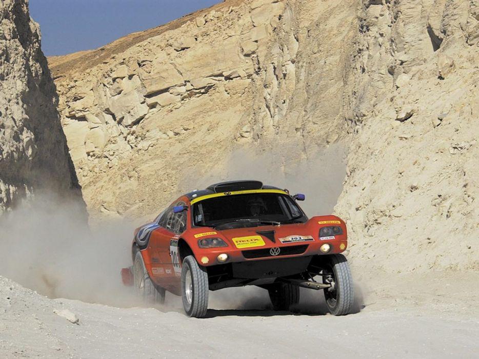 2003 Volkswagen Tarek5 2667x2000 wallpaper