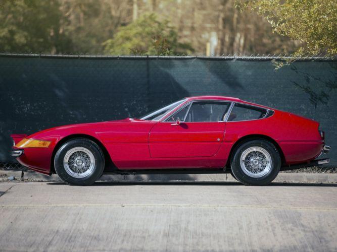 1971-73 Ferrari 365 GTB4 Daytona supercar y wallpaper
