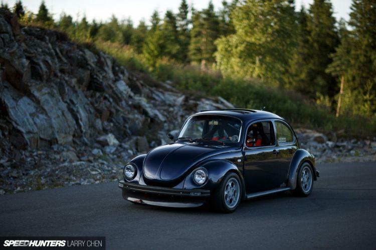 1973 Volkswagen Beetle classic tuning g wallpaper