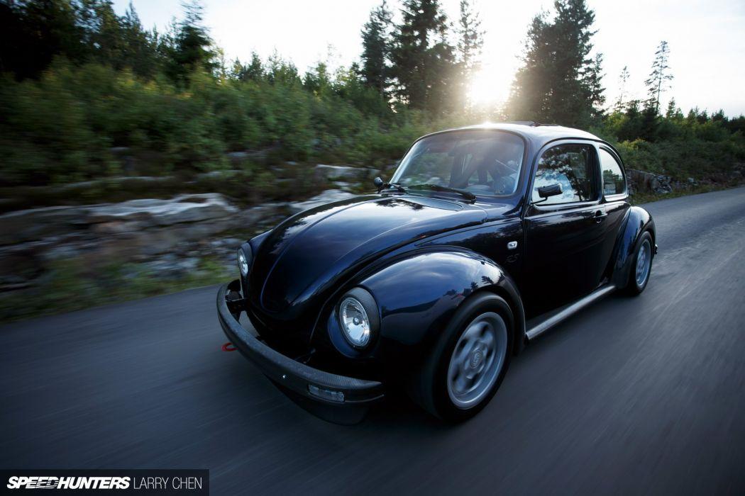 1973 Volkswagen Beetle classic tuning   gh wallpaper