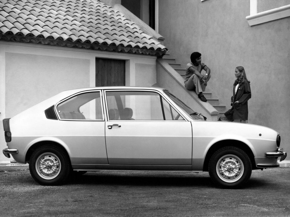 1973-78 Alfa Romeo Alfasud t-i (901) f wallpaper