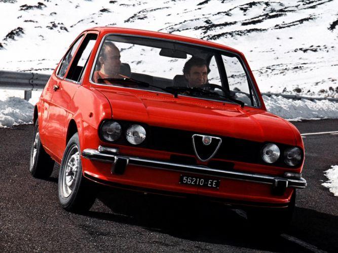 1973-78 Alfa Romeo Alfasud t-i (901) g wallpaper