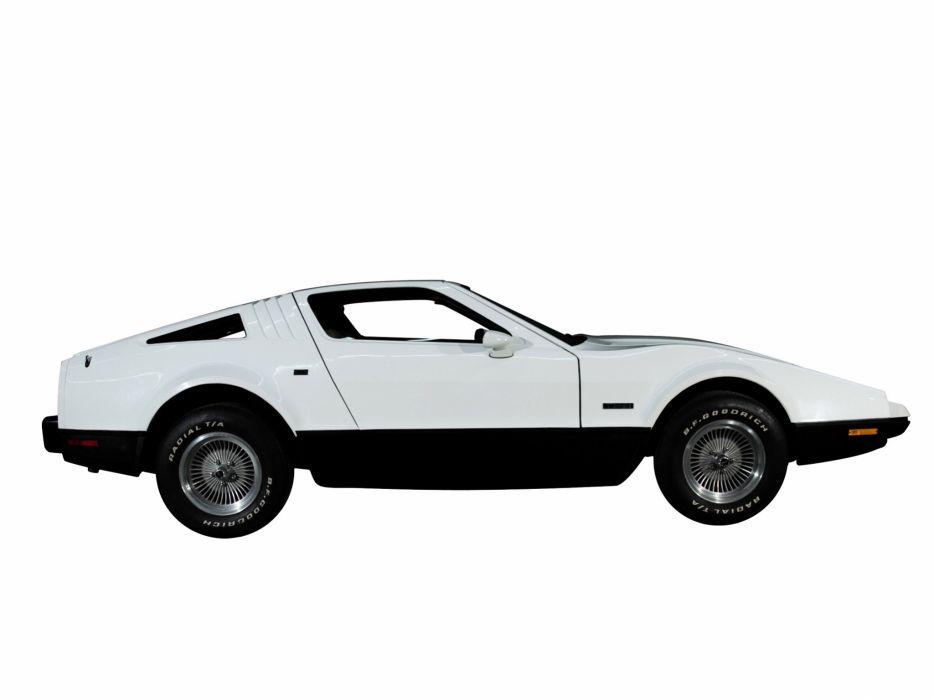1975 Bricklin SV-1 supercar  ff wallpaper