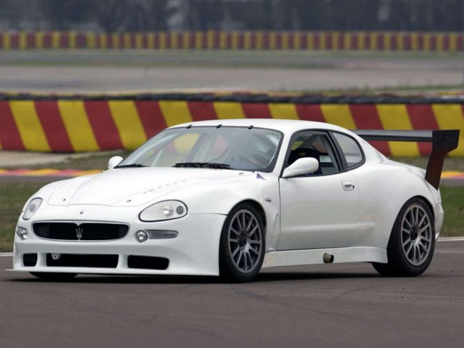 2004 Maserati CoupTrofeoLight1 2667x2000 wallpaper