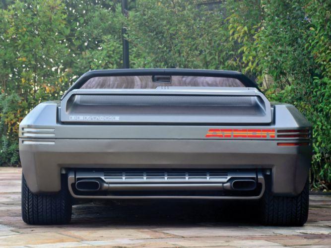 1980 Lamborghini Athon supercar concept d wallpaper