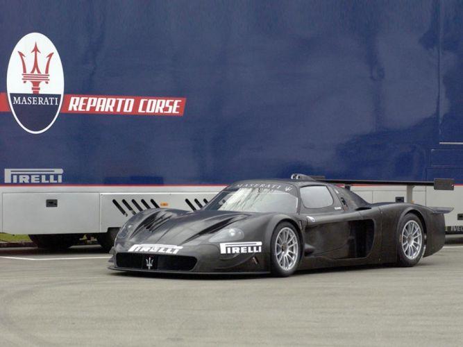 2004 Maserati MC12Competizione3 2667x2000 wallpaper