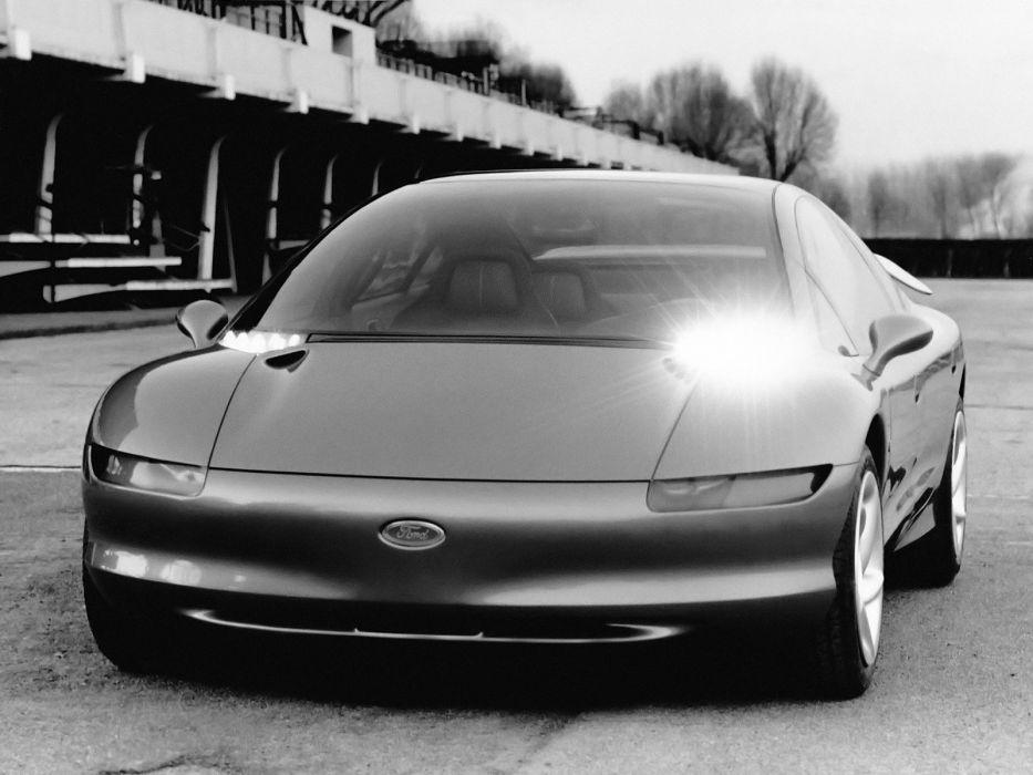1989 Ford Via Concept supercar   f wallpaper