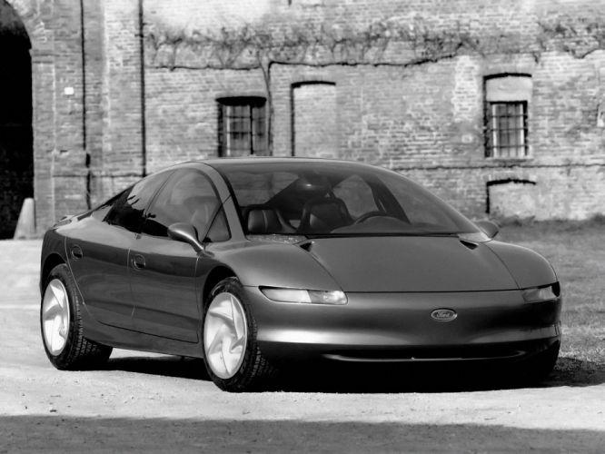 1989 Ford Via Concept supercar h wallpaper