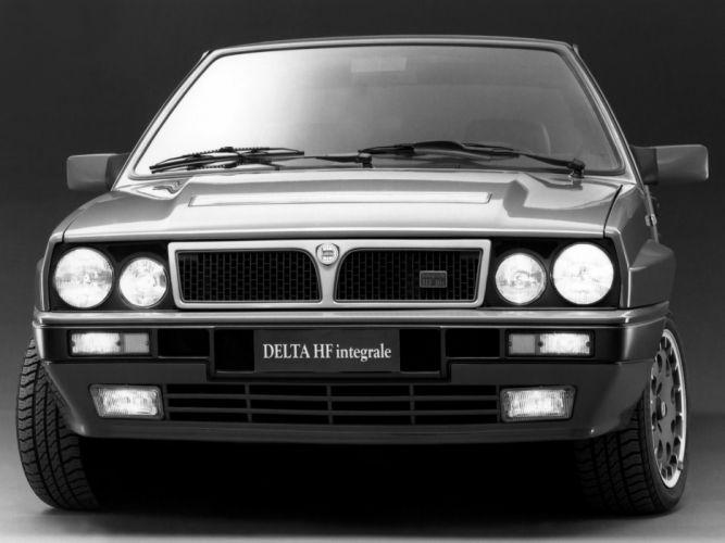 1989-91 Lancia Delta H-F Integrale 16v (831) f wallpaper