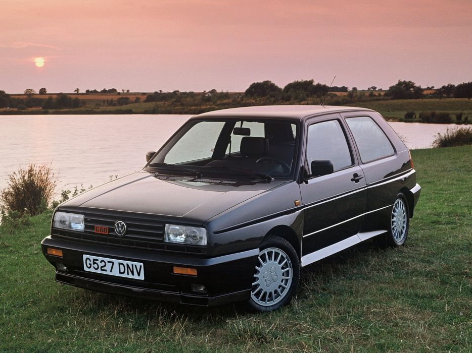 1989-91 Volkswagen Golf Rallye G60 (Typ-1G)   g wallpaper
