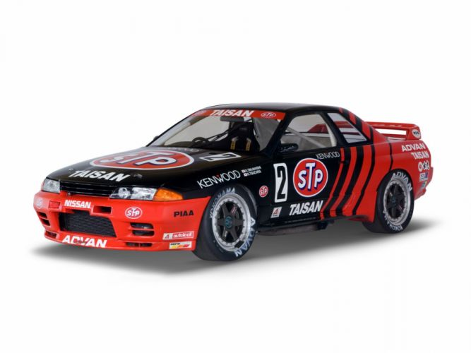 1989-93 Nissan Skyline GT-R JGTC Race R32 racing g wallpaper