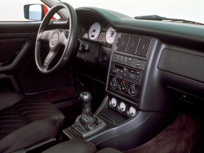1990 Audi S-2 Coupe interior g wallpaper