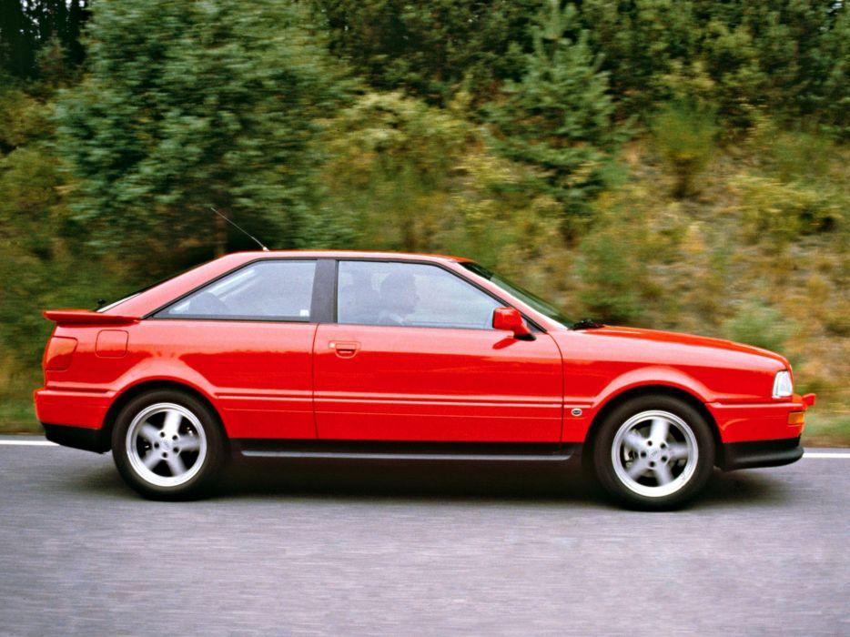 1990 Audi S-2 Coupe y wallpaper