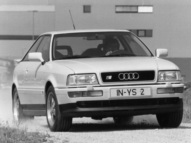 1990 Audi S-2 Coupe y wallpaper