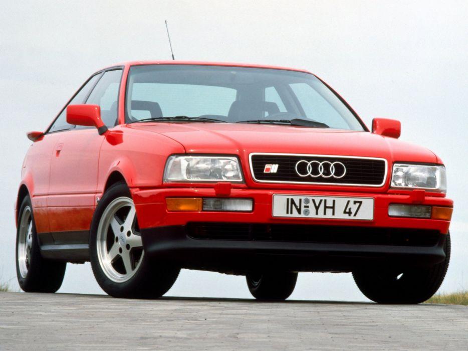 1990 Audi S-2 Coupe  h wallpaper