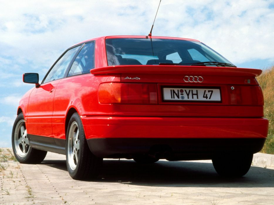 1990 Audi S-2 Coupe   g wallpaper