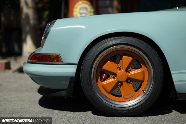 1992 Singer Porsche 911 (964) supercar wheel g wallpaper