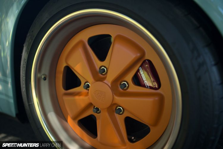 1992 Singer Porsche 911 (964) supercar wheel h wallpaper