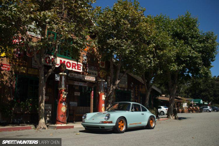 1992 Singer Porsche 911 (964) supercar g wallpaper